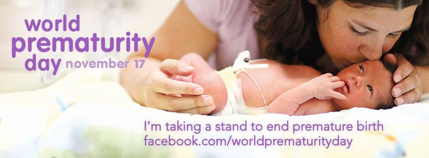 world prematurity day
