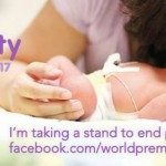 World Prematurity Day #preemie #NICU
