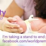 World Prematurity Day #preemie #NICU