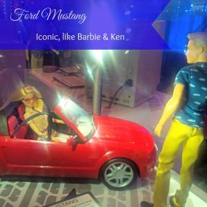 mustang barbie