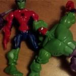 Make Your Mash-Up! MARVEL SUPER HERO MASHERS #MyMashUp {FLASH GIVEAWAY}