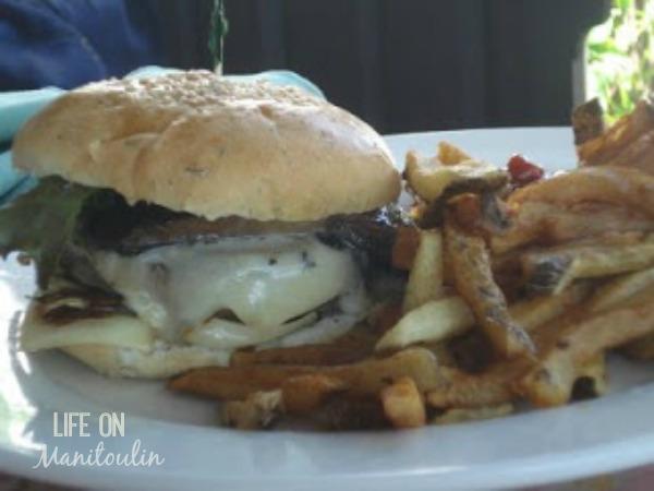 gardens gate burger
