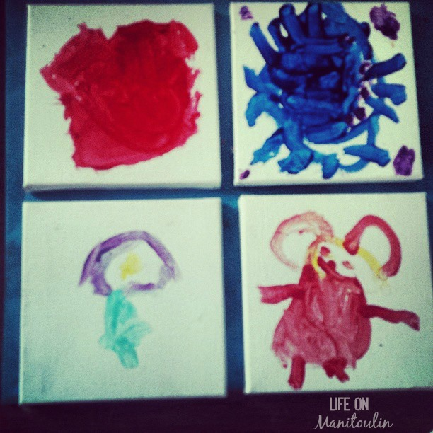 Mothers Day Paintings