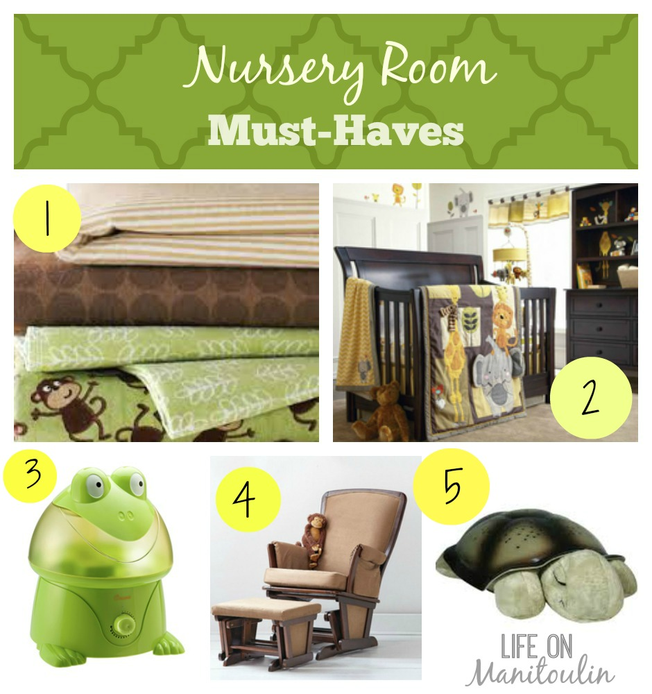 Newborn Room Ideas