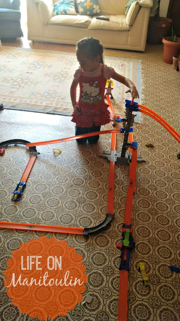 Hot Wheels Track Builder 2