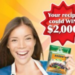 McCormick's #OnlineCookOff Recipe Contest