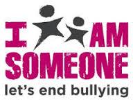 I AM SOMEONE anti-bullying