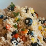 Refreshing Quinoa Salad for Summer Potlucks