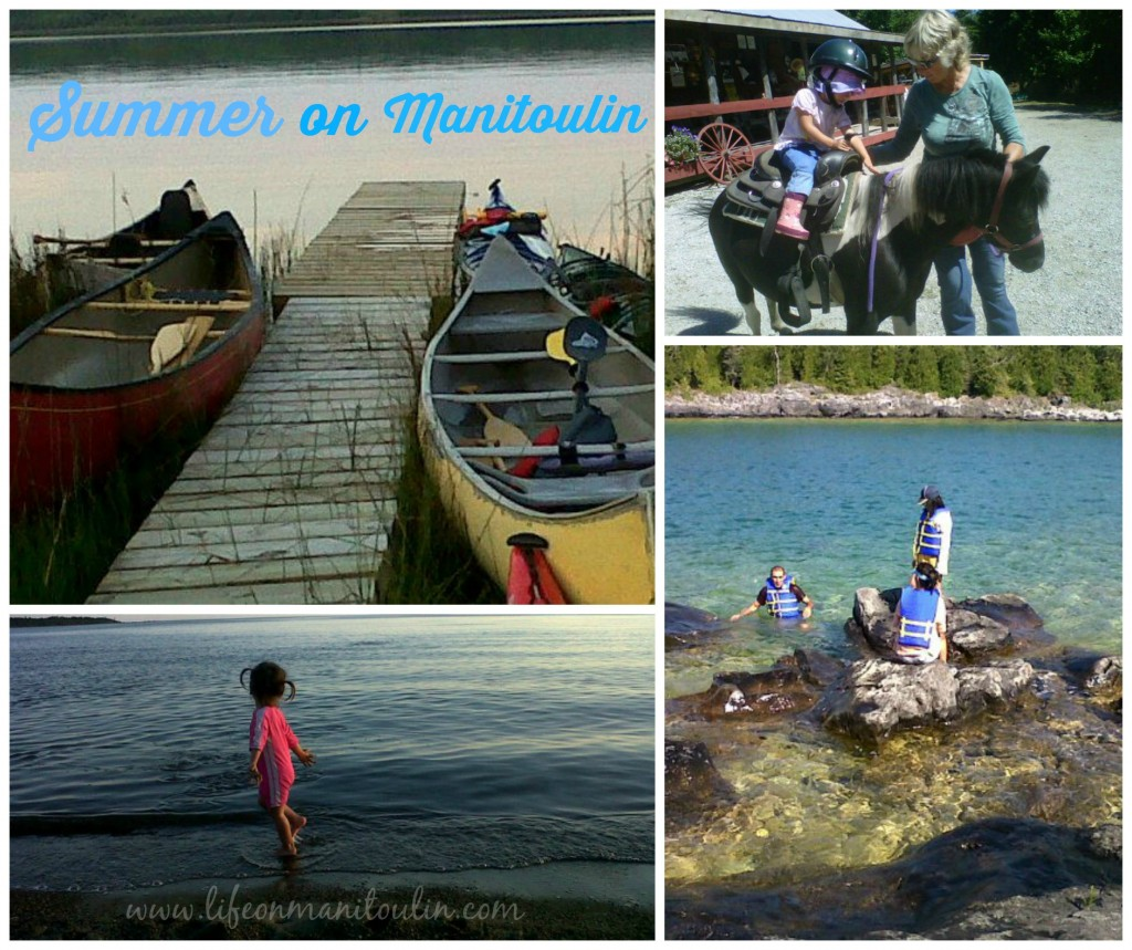 Summer on Manitoulin