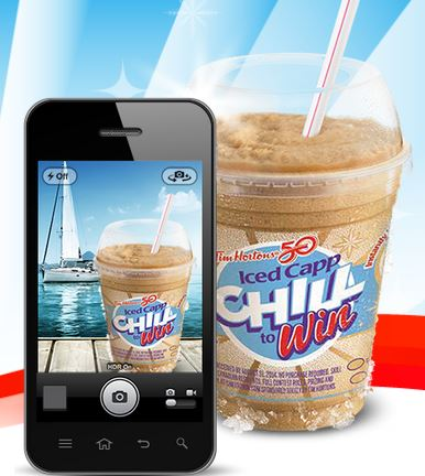 Whether you're enjoying an Iced Capp on the dock at the cottage, during your lunch break at the park, or during a bike ride through the city, there's no denying an Iced Capp can be the perfect companion for chilling out on a hot summer day. Given how grueling this winter was, Tim Hortons wants to celebrate the arrival of summer by asking Canadians to share how they are kicking back and relaxing on Instagram, using #ChillWithTims. Every day Tim Hortons will select a photo from the #ChillWithTims gallery to be featured as the photo of the day.