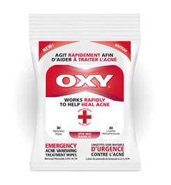 emergencyAcneVanishingTreatmentWipes