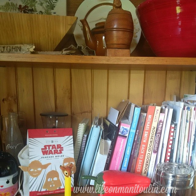 rustic kitchen cookbooks