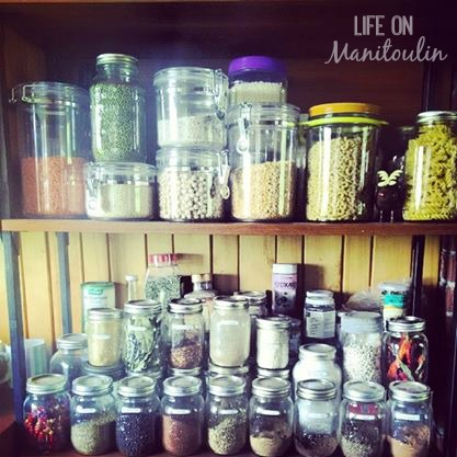 rustic kitchen spices