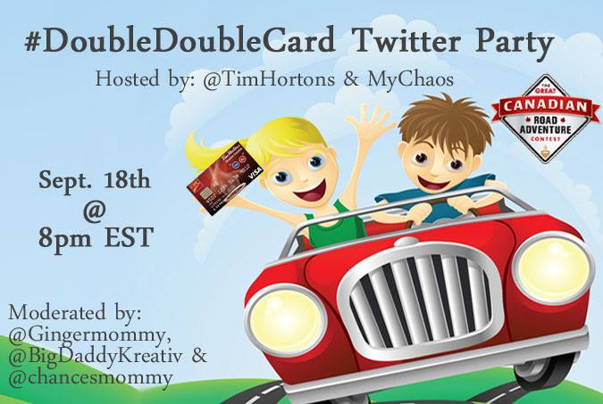 DoubleDoubleCard Party