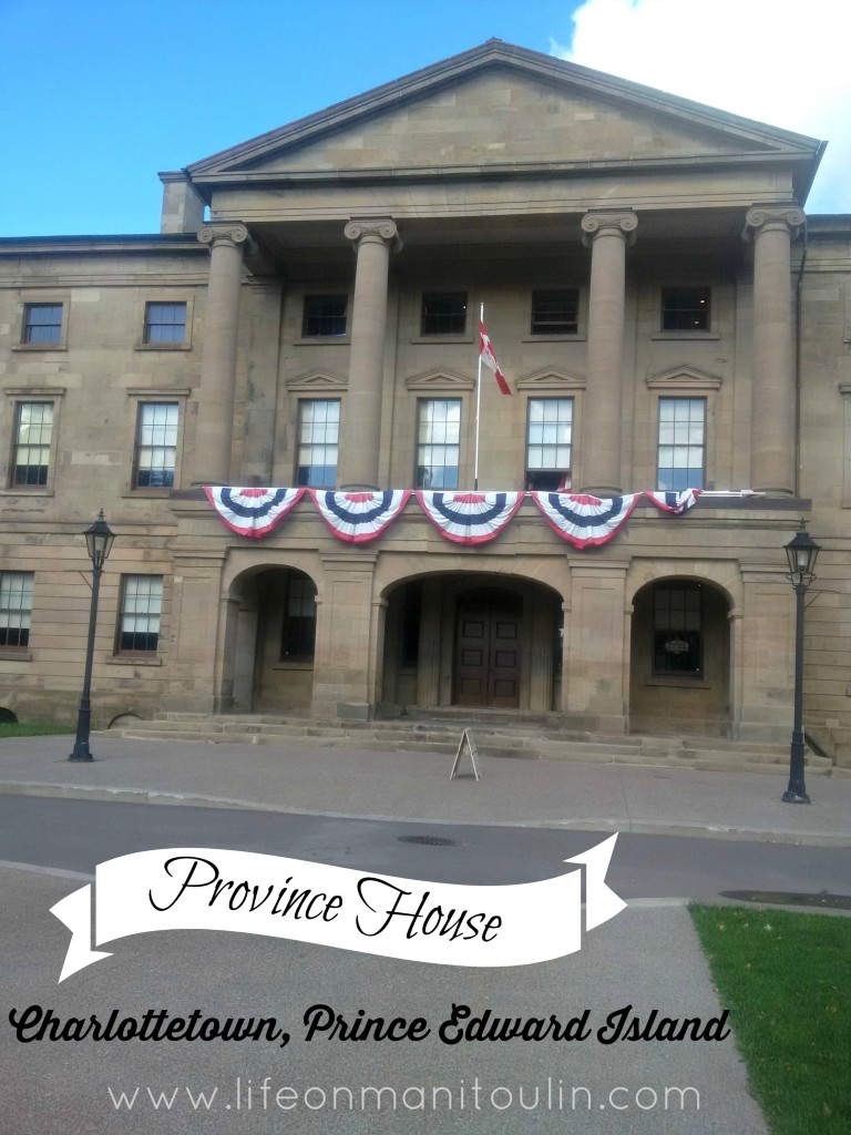 Province House PEI