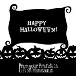 Fun Halloween Decorations & a Giveaway! #HallmarkPressPause