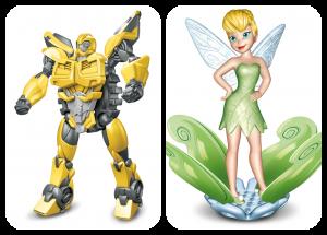 Kinder Toys 2014