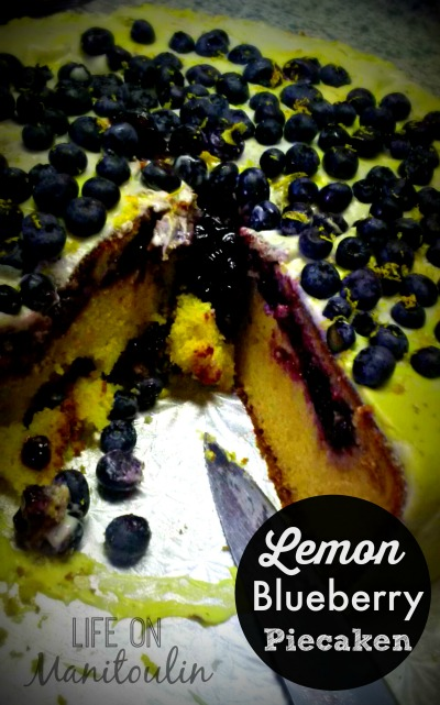 Lemon Blueberry Piecaken 1