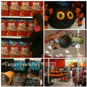 Target Trick or Tweet