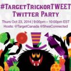Lots of Halloween Fun with Target #TargetTrickorTWEET