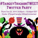 Lots of Halloween Fun with Target #TargetTrickorTWEET