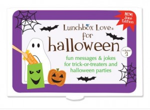 lunchbox love halloween notes