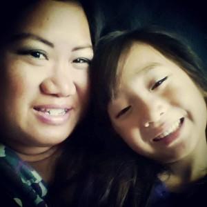 I LOVE her smile!