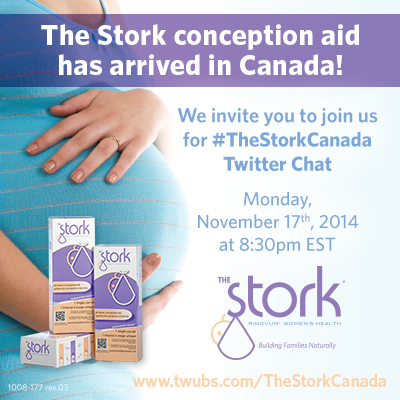 The Stork Twitter Party