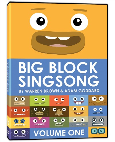 Big Block SingSong DVD