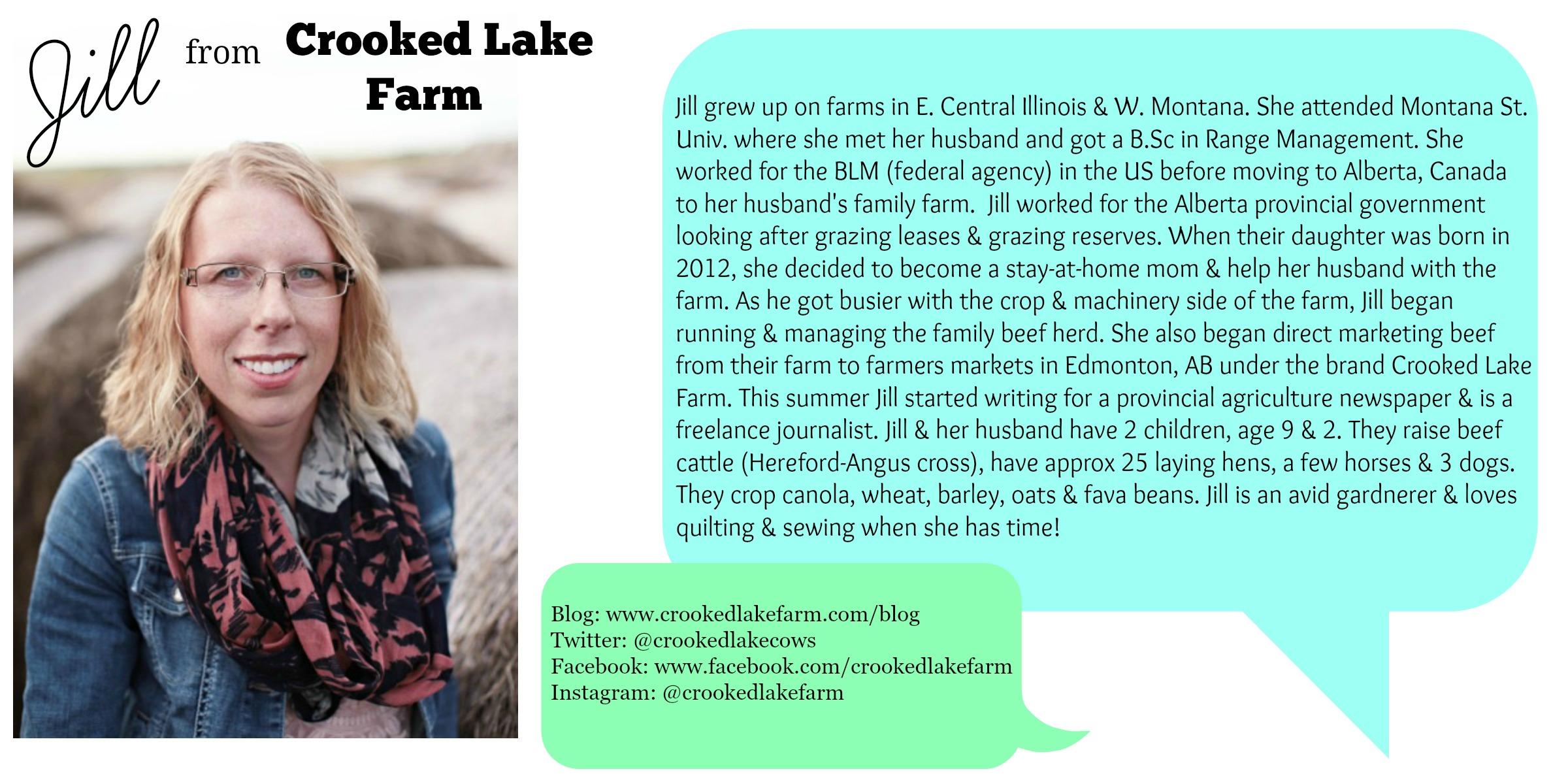 Jill Crooked Lake Farm