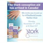 The Stork Canada Twitter Chat #TheStorkCanada