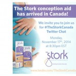 The Stork Canada Twitter Chat #TheStorkCanada