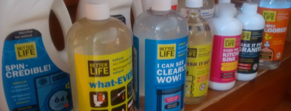 {Guest Post} Better Life #CleanHappensCA