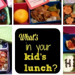 Healthy Kids' Lunch Box Ideas