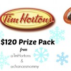 Tim Hortons' favourites – Steeped Tea and French Vanilla Cappuccino {Giveaway}