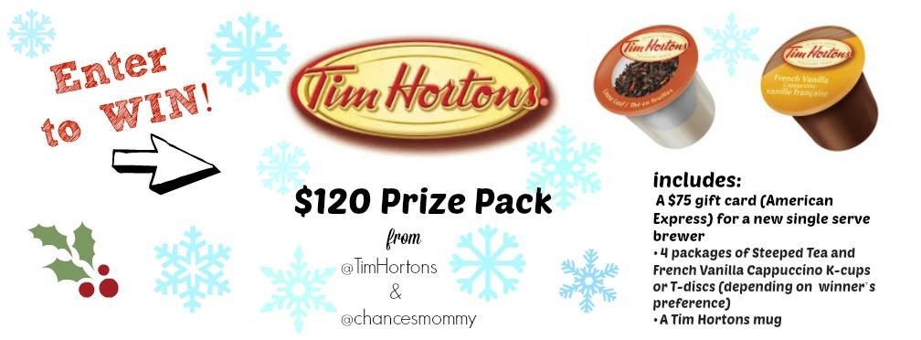 Tim Hortons Giveaway