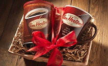 Tim hortons gift set