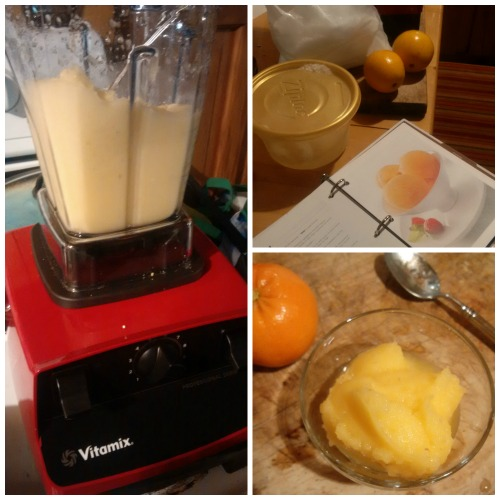 orange sorbet vitamix 1