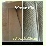Once Again, OxiClean to the Rescue! #WowOxiClean