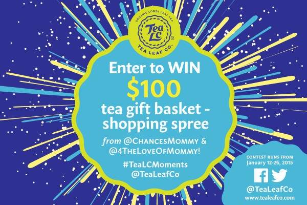 TeaLCMoments giveway
