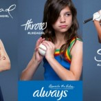 Always #LikeAGirl ~ Super Bowl XLIX Ad {plus a giveaway}