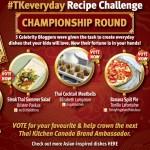 CANADA VOTES! Thai Kitchen #TKeveryday Recipe Challenge