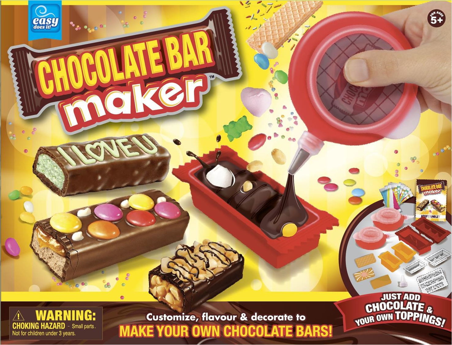 make your own candybar