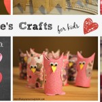 11 Adorable Valentine's Crafts