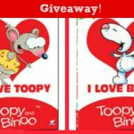 Toopy and Binoo Valentine's Giveaway