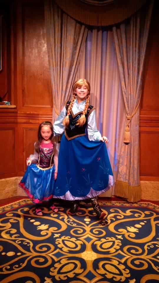 Anna Disney 2015