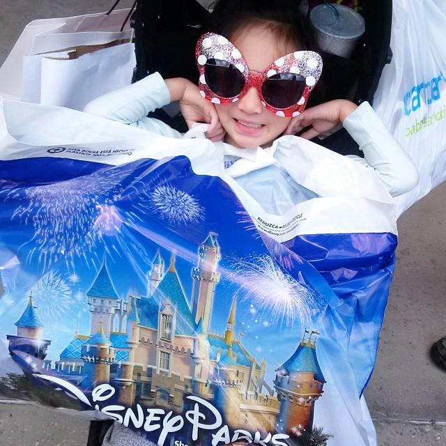 Disney Shopping 2015