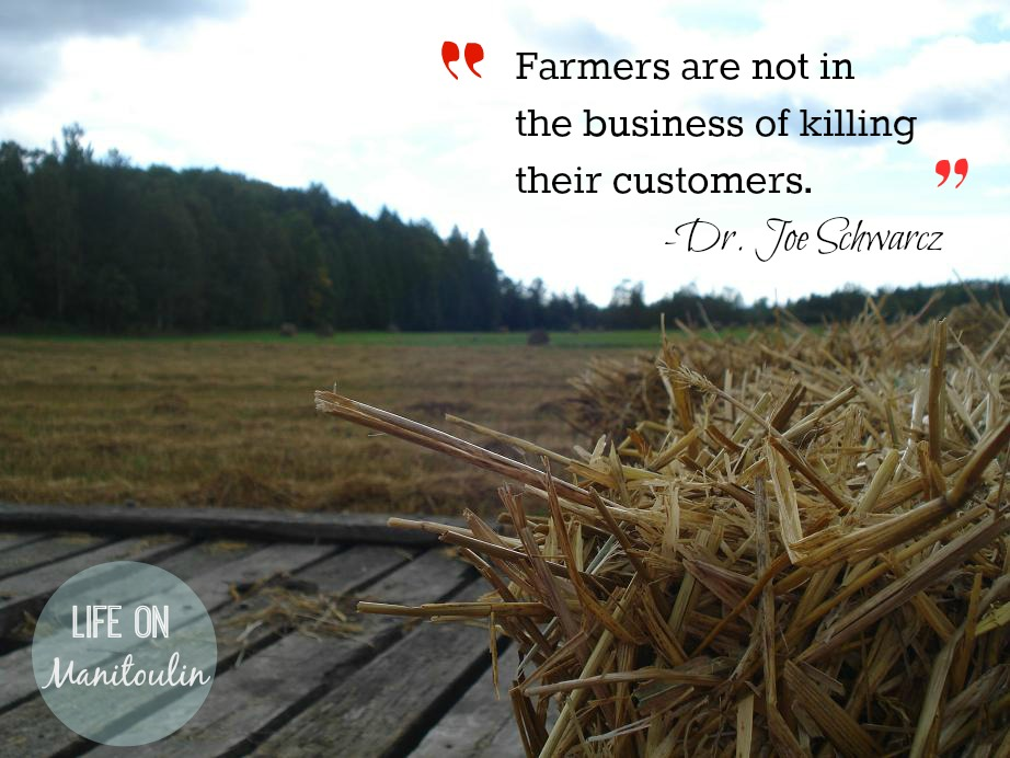 Grain Farmers of Ontario Quote