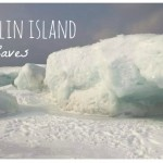 Ice Caves on Manitoulin Island
