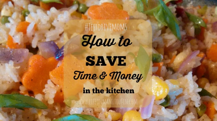How to Save Time & Make those Hard-Earned Dollars Stretch #testdrivemoms